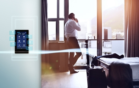 Siemens'in Dokunmatik Panelleriyle Ofisler Akıllanıyor