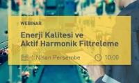 Webinar | Enerji Kalitesi ve Aktif Harmonik Filtreleme - ENTES
