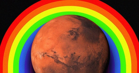 Mars'ta Gökkuşağı Olmaz! - Nasa