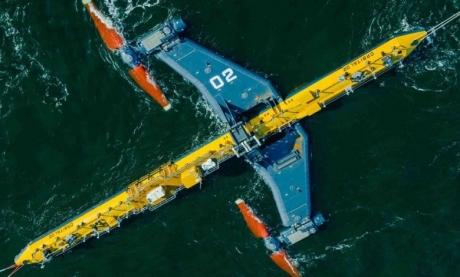 Dünyanın En Güçlü Gelgit Türbini: Orbital O2