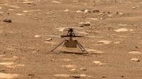 Mars'ta İlk Helikopter Uçtu