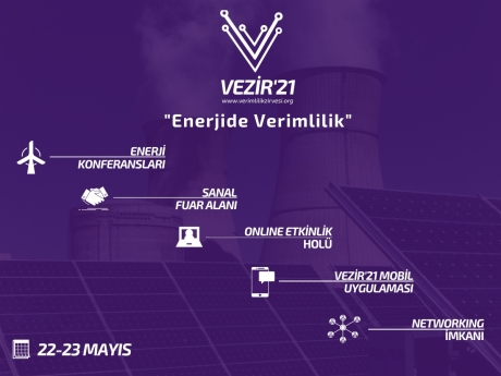 """Vezir'21: """"Enerjide Verimlilik"""""""