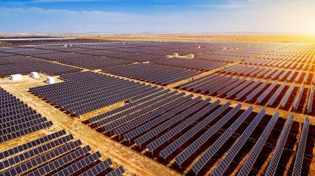 350 MW'lık Dev Güneş Santrali Kuruluyor