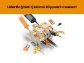 Lider Bağlantı Çözümü Klippon® Connect   Weidmüller