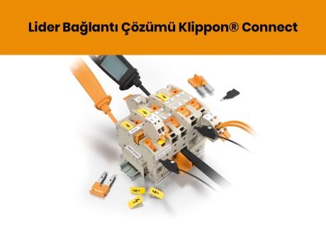 Lider Bağlantı Çözümü Klippon® Connect | Weidmüller