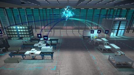 Siemens ve Google Cloud İş Birliğiyle Üretim Sektörü Dönüşüme Hazırlanıyor