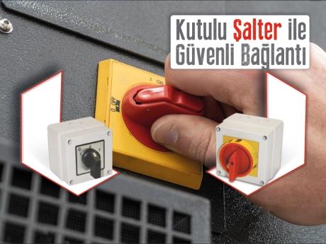 Kutulu Şalter ile Güvenli Bağlantı | Kardeş Elektrik
