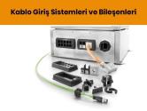 Kablo Giriş Sistemleri ve Bileşenleri | Weidmüller