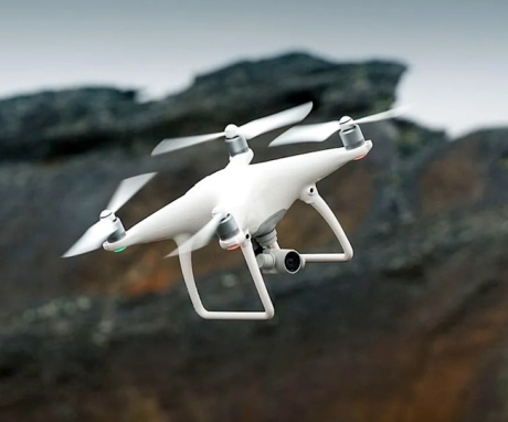 Devrilmeyen Drone için Doğadan İlham Alındı