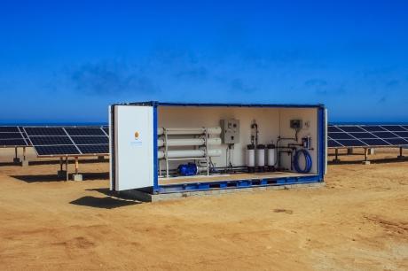 Güneş Enerjili Tuzlu Su Arıtma Teknolojisi Geliştirildi