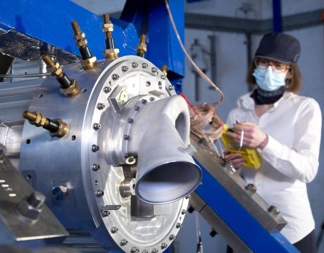 Rolls Royce'un 2.5 MW'lik Jenaratörü Test Edildi
