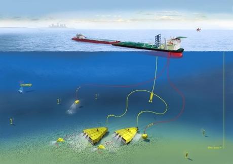 Denizin Altında Elektrik Saklı Olabilir mi?