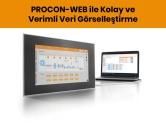 PROCON-WEB-Kolay ve Verimli Veri Görselleştirme | Weidmüller