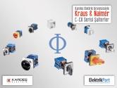 Kardeş Elektrik Güvencesiyle Kraus & Naimer C-CA Serisi Şalterler