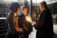 The Prestige Filmi Tesla Laboratuvar Sahnesi