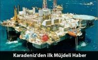 Aranılan Doğalgaz Karadeniz'de Bulundu