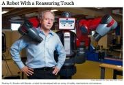 Sağduyulu Robot Üretildi