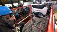 Japonlar Yine İş Başında   Radyasyondan Etkilenmeyen Robot