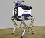 Robot 4 Ayaklı Buz Taşıyıcısını Andırıyor
