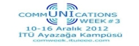 İTÜ IEEE CommUNIcations Week2