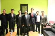 Limak Enerji, Kocaeli Üniversitesi Umuttepe Yerleşkesi, Savaş Ayberk Konferans Salonu' nda öğrencilerle buluştu