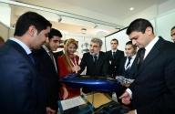 Beykent Üniversitesi Güneş Arabası Ekibi EIF 2012 Kongresin' de
