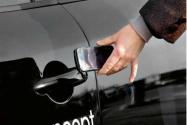 NFC teknolojisi ile araçları çalıştırmak mümkün