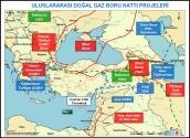 Türkiyedeki Enerji Nakil Hatları ve Son Durum