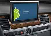 Android İşletim Sistemi Arabalarda