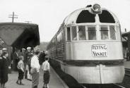 GE Flying Yankee Elektrikli Tren 1938