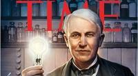 TIME Edison Kapağı
