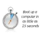 15 saniye gibi kısa bir sürede ön yükleme