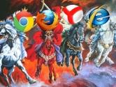 Yandex.Browser ile İnternet Tarayıcısı Savaşları
