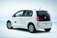 Volkswagen'in İlk Elektrikli Aracı E-Up!