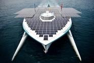 Solar Katamaran Türkiye' ye Geliyor !