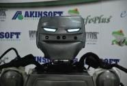 Akıncı-2    Yerli İnsansı Robot
