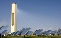 Mersin'de İlk Güneş Kulesi Kuruldu