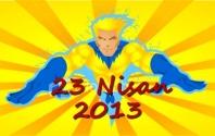 Elektrik Adam Oyunu   23 Nisan Kutlu Olsun
