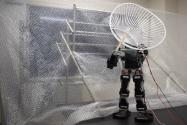 Baseball Oynayan İnsansı Mini Robot Geliştirildi