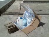 Ev Yapımı Solar Isıtıcı