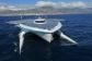 Depo edilen bu enerji güneşsiz günlerde tekneyi 3 gün daha hareket ettirmeye yetebilecek bir büyüklükte.