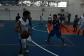Haberde belirttiğim gibi Rektör-Öğrenci İlişkisi cidden ileri derecede topu tutan rektörümüz Sayın Prof.Dr. Ünsal BAN  ve karşısında sınıf arkadaşım Yiğit KANBUR  birlikte basketbol oynuyorlar.