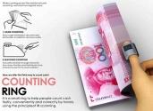 Para Saymak Hiç Bu Kadar Teknolojik ve Kolay Olmamıştı | Counting Ring!