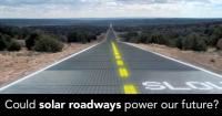 """Geleceğimiz Güneş Panelli """"Solar"""" Otoyollardan mı Geçiyor?"""