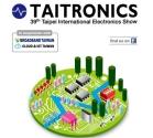 Taitronics | 39. Taipei Uluslararası Elektronik Fuarı