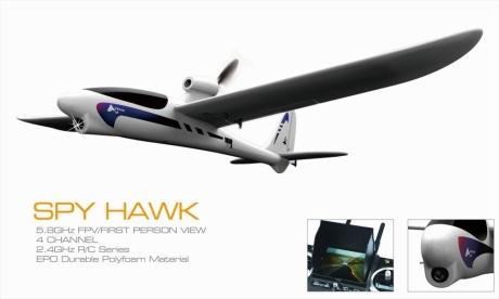 Spy Hawk  | İleri Teknoloji İle Donatılmış Yeni Gökyüzü Ajanınız!