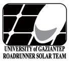 Gaziantep Üniversitesi Roadrunner Solar Team