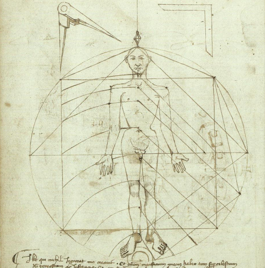 Vitruvian Adamı | Mariana Taccola