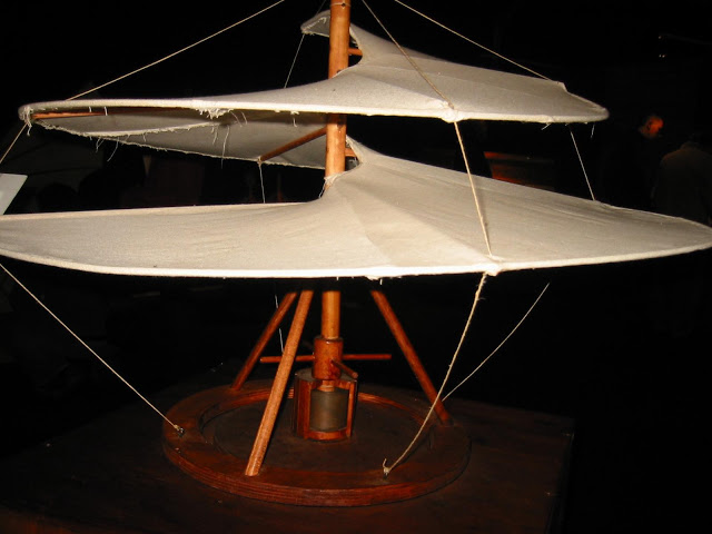 Leonardo'nun Helikopteri