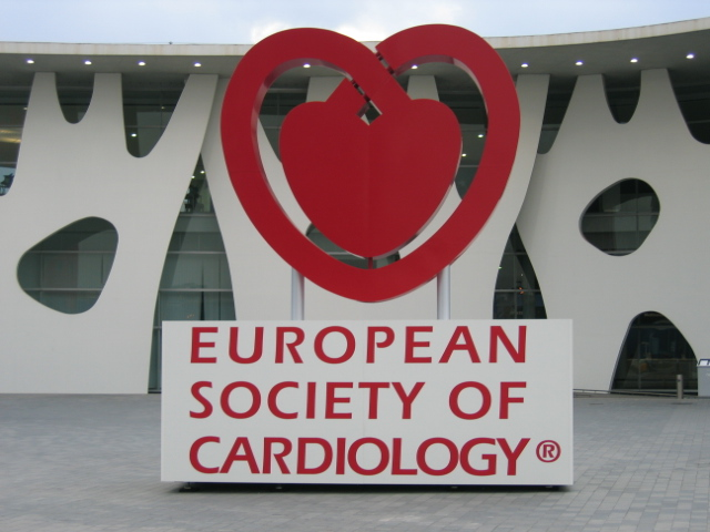 Europen Society Of Cardiology 2014 konferansı